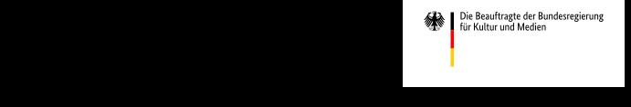 """Logo vom Fonds """"Kultur Digital"""" der Kulturstiftung des Bundes und von der Beauftragten der Bundesregierung für Kultur und Medien"""
